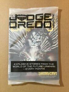 Judge Dredd Magazine #411 September 2019