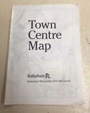Town Centre Map of Rotherham