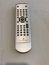 Remote Cambridge Audio DVD RC-DVD89 Silver