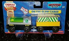 ON THE GLOW CARGO Paint Tanker Thomas Tank Engine Wooden Railway NEW IN BOX