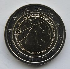 GREECE - 2 €  Euro commemorative coin 2010 - Battle of Marathon 2500