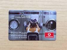 RICARICA TELEFONICA OMNITEL / VODAFONE - A PIENO CARICO - 25 EURO - 31/12/2010
