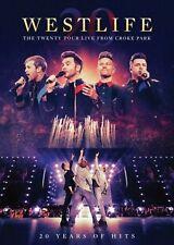 Westlife The Twenty Tour - Live From Croke Park DVD