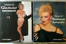 Pair of David Gibbon Nude Photography books