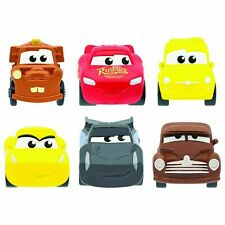 Mash'Ems - Cars Squishy Collectible Toy Complete set of 6