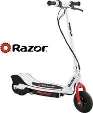 Razor E200 Electric Scooter White - New
