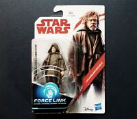 Hasbro / Star Wars - Force Link / C3525 - Luke Skywalker (Jedi Exile) - 100% NEW