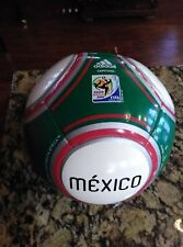 Adidas Capitano Soccerball South Africa Fifa World Cup 2010 Mexico