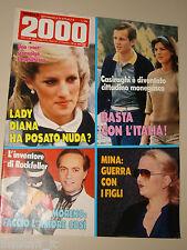 NOVELLA=1984/48=MINA=STEFANO CASIRAGHI=ROCKEFELLER=GARY COLEMAN=DORI GHEZZI=