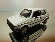 DETAILCARS 272 VW VOLKSWAGEN GOLF I - WHITE 1:43 - EXCELLENT CONDITION 25/4
