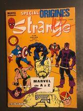 STRANGE SPECIAL ORIGINES - T190 bis