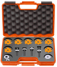CMT Orange Tools 823.001.11 Slot Cutter Set
