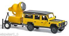 Busch 50355 – Land Rover Defender con neve Cannon Veicolo