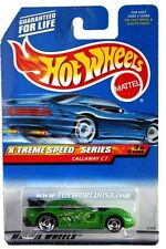 1999 Hot Wheels #966 X-Treme Speed Series Callaway C7 razor