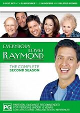 Everybody Loves Raymond : Season 2 (DVD, 2005, 5-Disc Set)