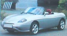 1997?1998 Alfa Romeo Spider vs Fiat Barchetta Road Test Brochure