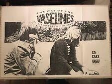 Vaselines CD release poster Sub Pop promo