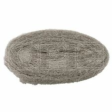 More details for abracs wire wool - medium - 450g (32120)