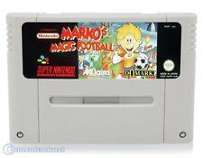 Nintendo SNES Spiel - Marko's Magic Football DE/EN Modul