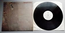 Brian Eno with Daniel Lanois & Roger Eno - Apollo UK 1983 EG Records LP + Insert