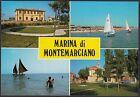 AA4350 Ancona - Provincia - Marina di Montemarciano - Vedute - Cartolina