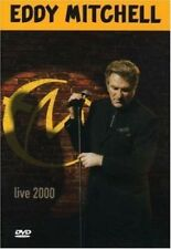 """DVD """"Eddy Mitchell : Live 2000""""  NEUF SOUS BLISTER"""