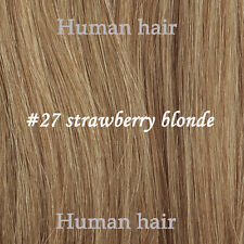 """One Piece Clip In Remy 100% Human Hair Extensions Full Hair pieces 120g 22-30"""""""