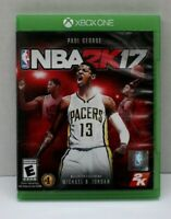NBA2K17 [Xbox One] Very Good Condition! Disc and Case not Booklet