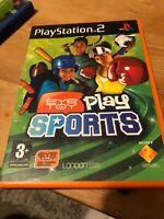 EyeToy: Play Sports (Sony PlayStation 2, 2006)