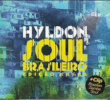 CD DIGIPACK 15T + CLIP HYLDON SOUL BRASILEIRO Edição Extra 2012 NEUF SCELLE