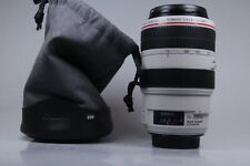 Canon EF 70-300mm f4-5.6L IS USM lens. 303