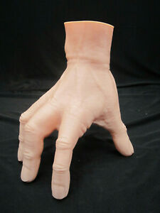 Addams Family Thing Prop Model LIfe Size (Watch Stand, Human Hand)