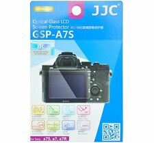 JJC GSP-A7S Optical GLASS LCD Screen Protector Film for SONY A7S A7R Camera