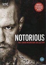 Notorious The Conor McGregor Collection  2DVD Boxset Exclusive Irish Release