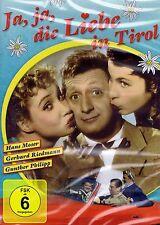 DVD NEU/OVP - Ja, ja, die Liebe in Tirol - Hans Moser & Gerhard Riedmann