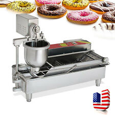 Ups Top Commercial Electric Automatic Doughnut Donut Machine Donut Maker 6Kw