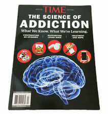 Time Magazine The Science of Addiction Special Edition Mag Booklet