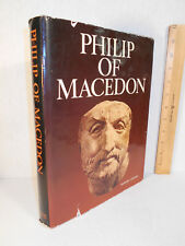 Philip of Macedon by Manolis Andronicos (1980 Hardcover) Ekdotike Athenon Greece