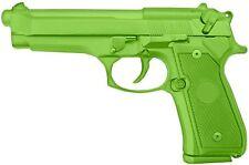 Cold Steel Model 92 Rubber Training Pistol Green Good 4 Law Enforcement 92RGB92Z