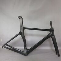 NEW carbon fiber frame Internal cable aero road racing bike bicycle matte TT-X2
