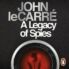 A Legacy of Spies by John Le Carre (CD-Audio, 2017)7 CD AUDIO BOOK NEW SEALED