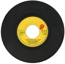 "ROLLING STONES  ""IT'S ONLY ROCK 'N ROLL c/w THROUGH THE LONELY NIGHTS"" 70's"