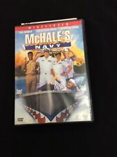 MCHALE'S NAVY (1997) Tom Arnold Free Shipping