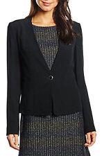 Trussardi women's black blazer size 42 (10UK)