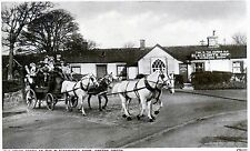 Gretna Green : The Stage Coach at The Blacksmith's Shop