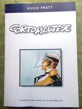 I classici del fumetto di Repubblica - Nr. 1 CORTO MALTESE