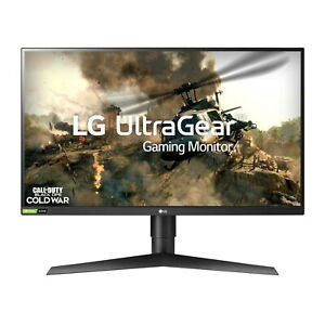 LG 27'' Class UltraGear LED Nano IPS 1ms Gaming Monitor with NVIDIA G-Sync, 144H