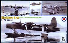 Unicraft Models 1/72 BLACKBURN B-20 British WWII Experimental Flying Boat