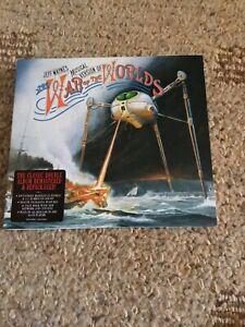 The War Of Worlds Musical Version CD Album