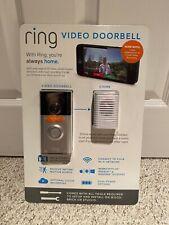 RING VIDEO DOORBELL BRAND NEW IN PACKAGE!!!!